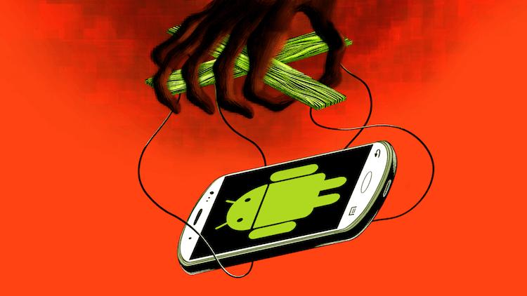Некоторые Android-смартфоны заражены троянами прямо с завода