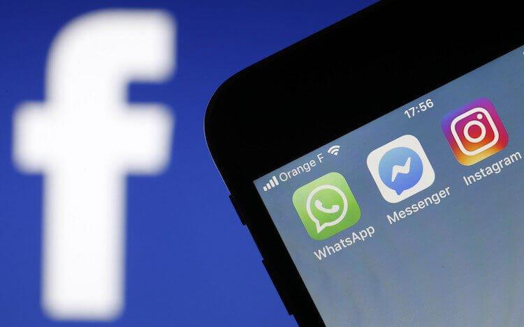 Facebook, WhatsApp и Instagram хотят отказаться от поддержки смартфонов Huawei