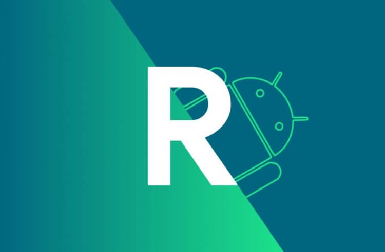Смотрим на красивый концепт Android 11 R
