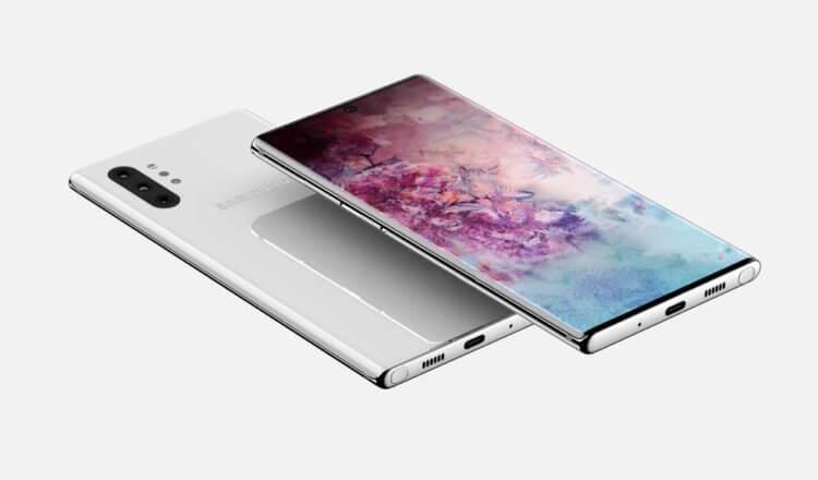 Galaxy Note 10 и Galaxy Note 10+ одной ногой уже здесь