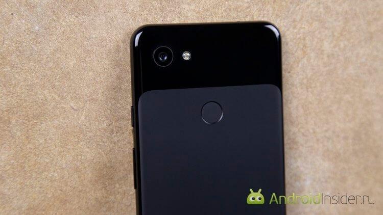 Google Pixel 3a XL — пиксель по нормальной цене