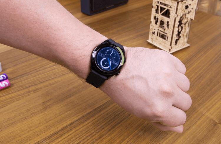 Huawei Watch GT — треккер или часы?