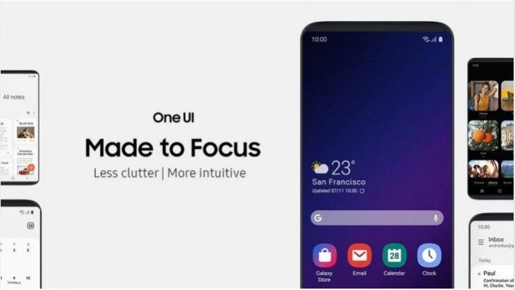Лончер Samsung One UI 2.0 получит все главные фишки Android Q