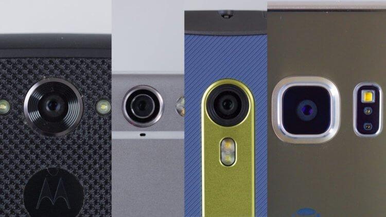 На что способна мобильная камера на 64 Мп