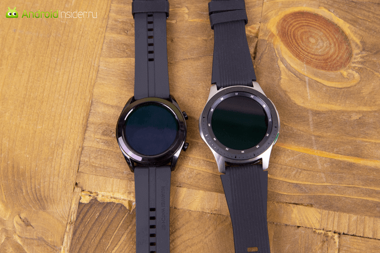 Samsung Galaxy Watch: мнение о почти настоящих часах