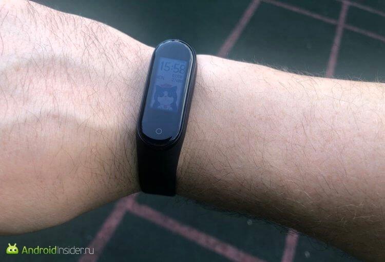 Xiaomi Mi Smart Band 4 — почему все забывают о минусах?