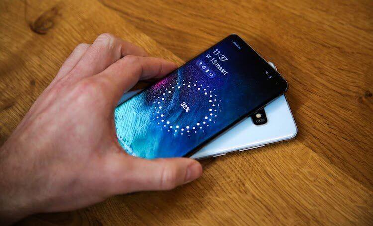Galaxy S10 в России потерял в цене почти 40% со старта продаж
