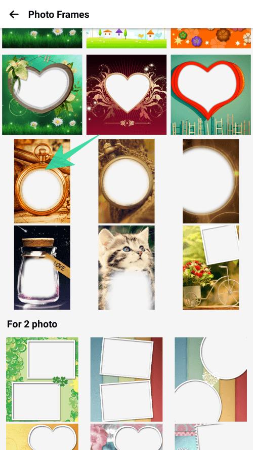 Лучшие приложения для наложения фоторамок на Android
