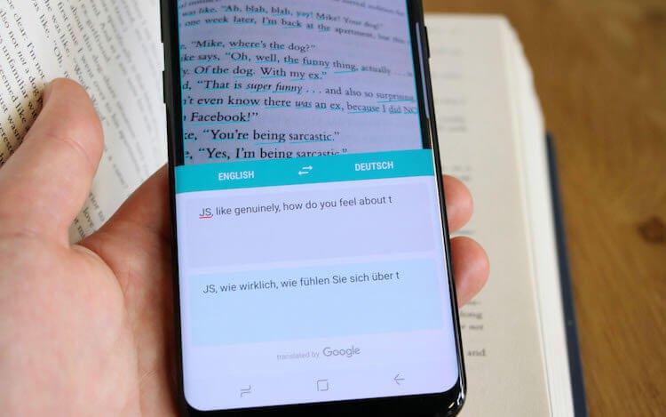 Новое приложение от Samsung переведет рукописный текст в печатный