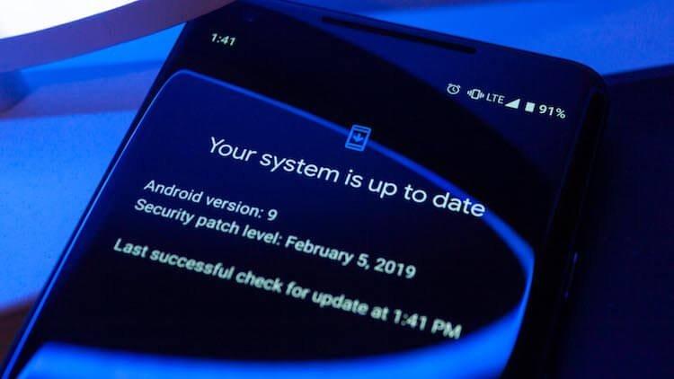 Google повторно выпустила одно и то же обновление Android