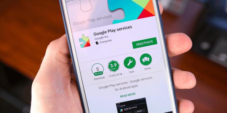 Как удалить все ваши данные из сервисов Google Play