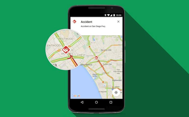 Как использовать Google Maps в путешествиях