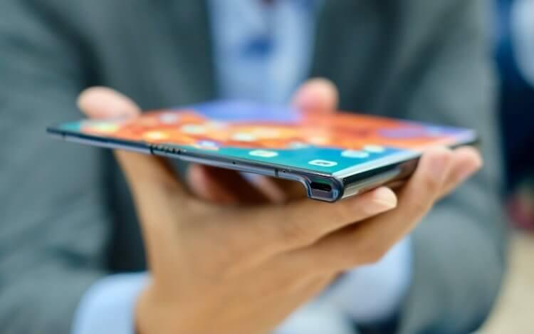 Официально: Huawei отменила запуск складного Mate X