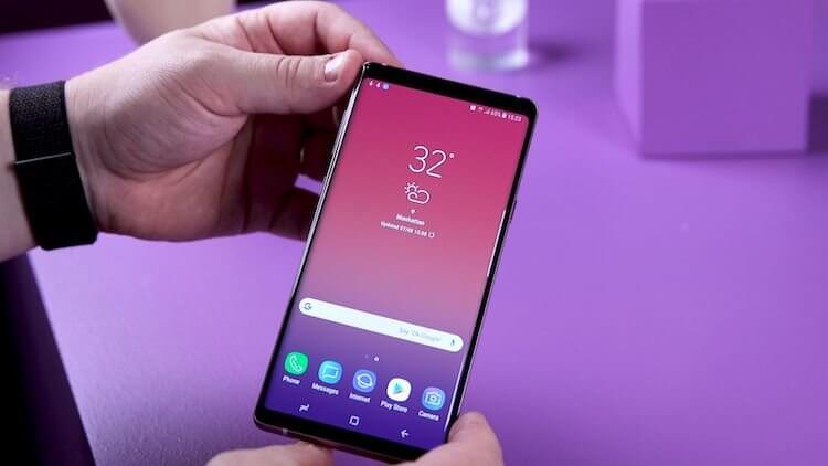 По стопам Galaxy Fold: У Samsung возникли проблемы с Galaxy Note 10