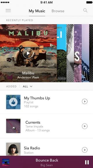 7 музыкальных приложений для воспроизведения музыки без подключения к интернету