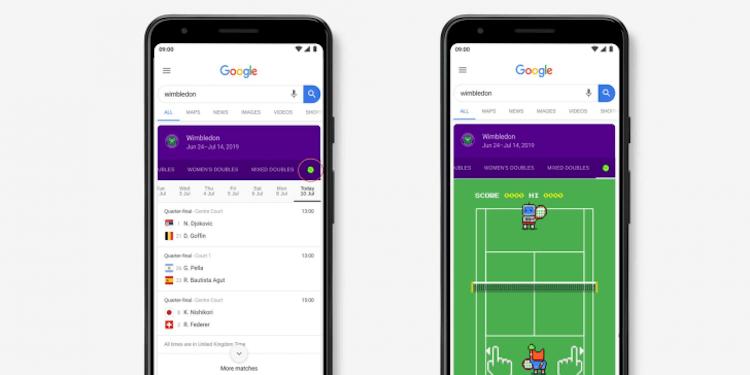 Как найти скрытую игру в поисковике Google на Android