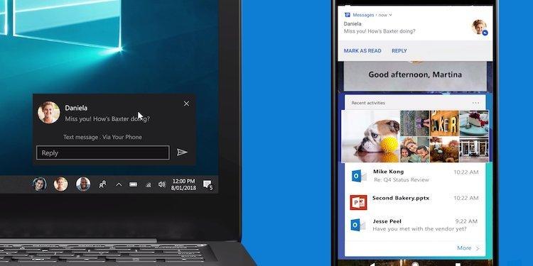Как получать уведомления с Android-смартфона на Windows-компьютере