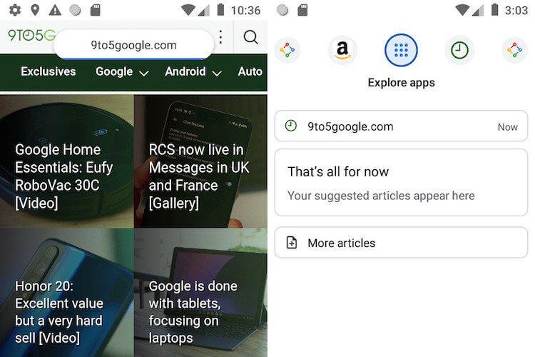Как выглядят Android, Chrome и YouTube на кнопочных телефонах