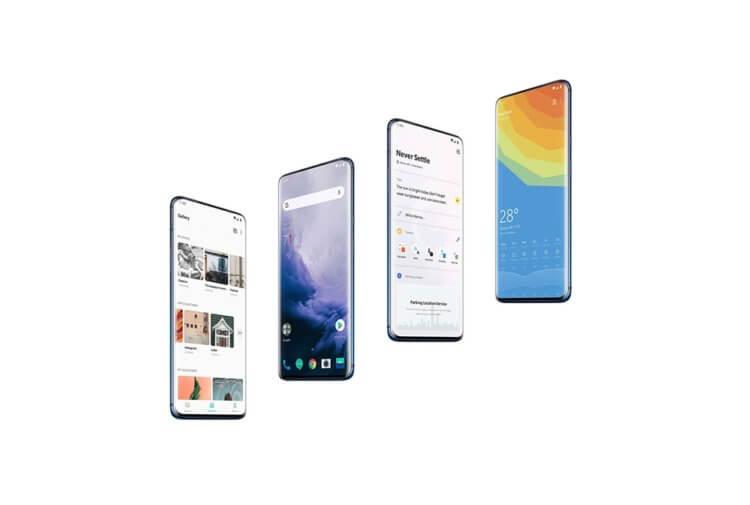 Как будет выглядеть лаунчер OxygenOS 10 на базе Android Q