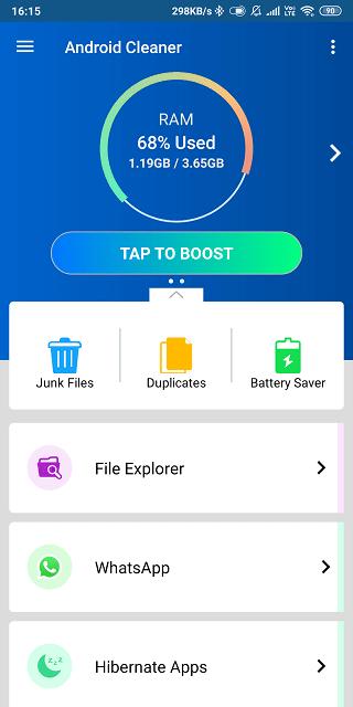 5 приложений для очистки вашего Android-смартфона