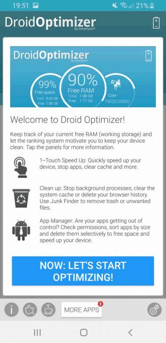 Лучшие программы для очистки Android-смартфона от мусора