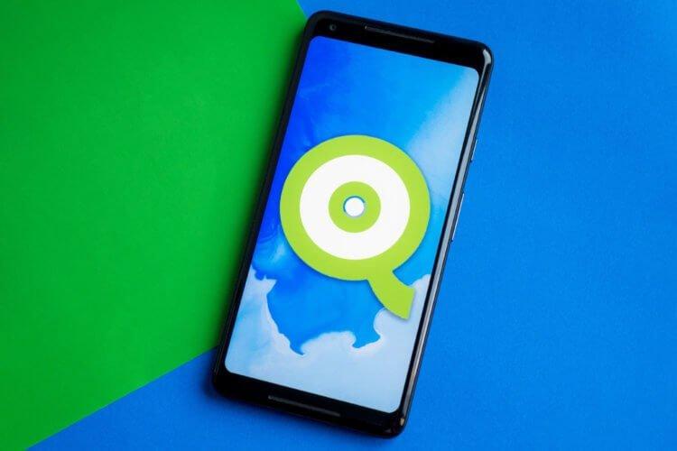 Что нового в Android Q Beta 6