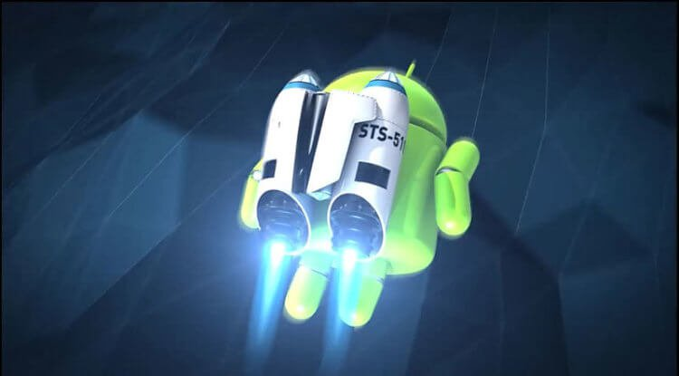 Почему может тормозить телефон на Android?