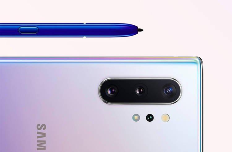Samsung Galaxy Note 10 и пасхалка  от Google в Android Q: итоги недели