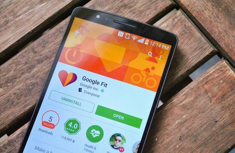 Google Fit получил новые функции и готов улучшить ваше самочувствие