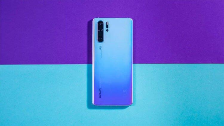 Новое обновление Huawei P30 и P30 Pro добавляет ночной режим в селфи-камеру