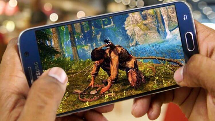 Угадай, какая это Android-игра?