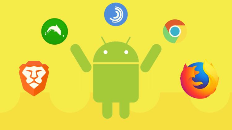 Как очистить историю браузера на Android
