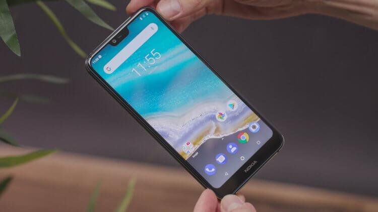 Nokia продлила срок обновления своих Android-смартфонов еще на год