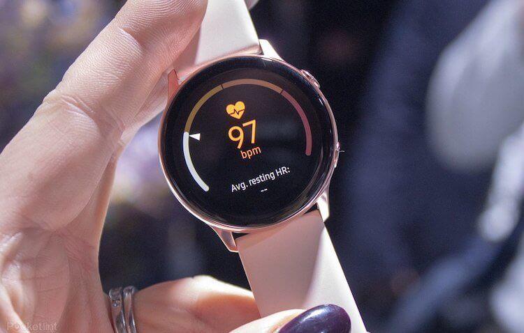 Samsung представила часы Watch Active 2. Они измеряют ЭКГ и стоят дешевле Apple Watch