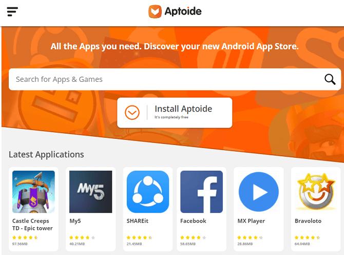 Безопасные сайты для скачивания Android-приложений