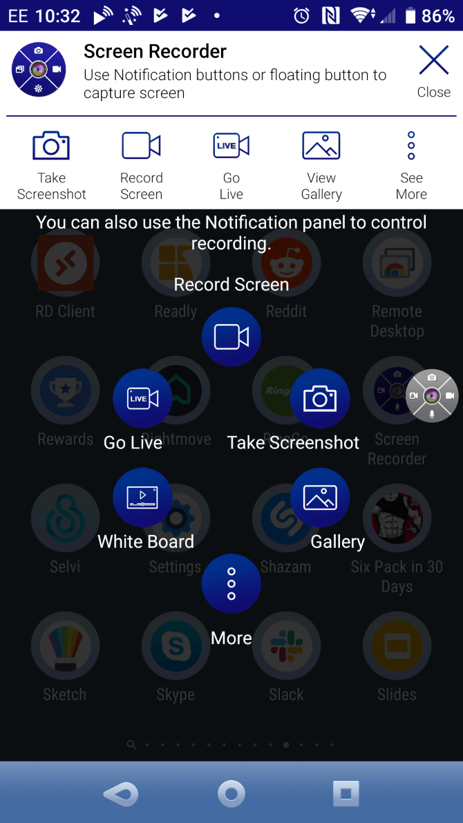 Лучшие программы для записи экрана