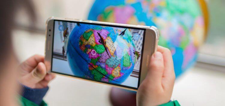 Самые интересные приложения для Android с функцией дополненной реальности