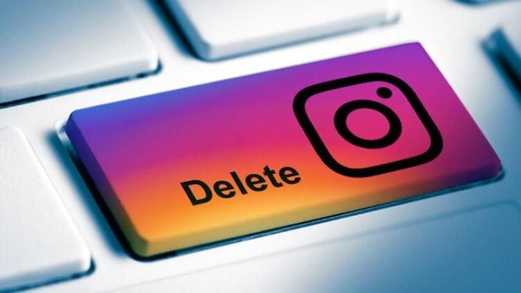 Как отписаться от всех подписок в Instagram