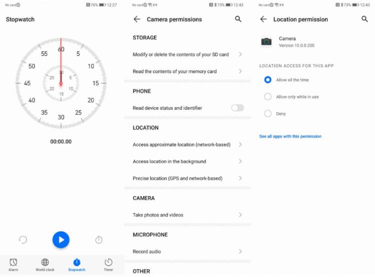 Huawei рассказала о новых функциях EMUI 10