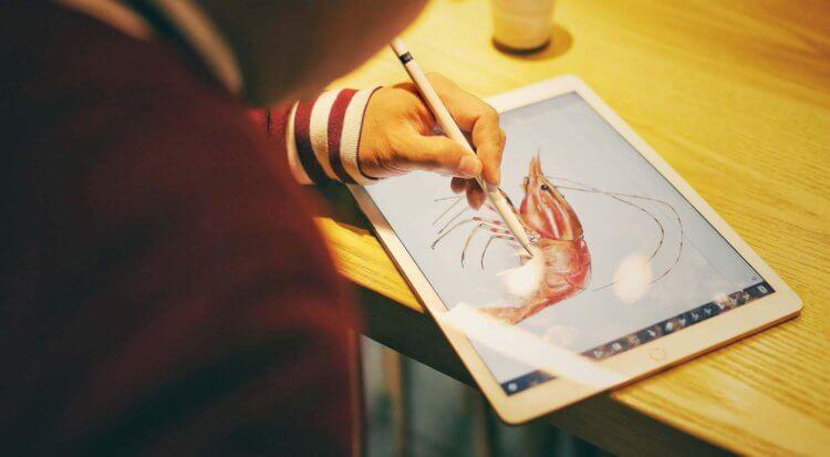 Почти Paint: приложения для рисования на Android