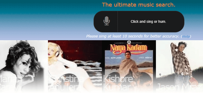 4 сервиса для распознавания песен