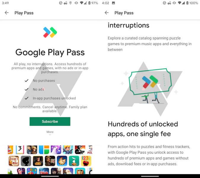 Google придумала подписку на Google Play. Зачем она нужна