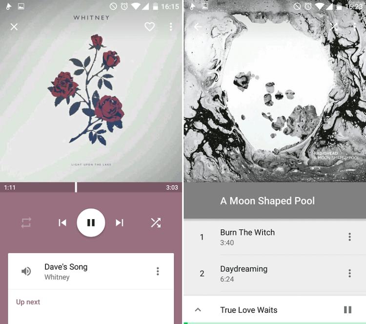 Выбираем альтернативный музыкальный плеер для Android