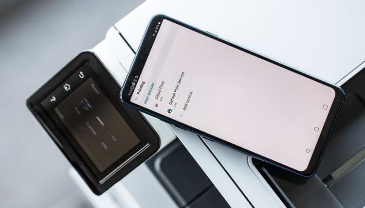 Как печатать документы с Android-смартфона или планшета