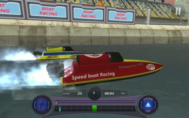Лучшие гоночные игры на Android