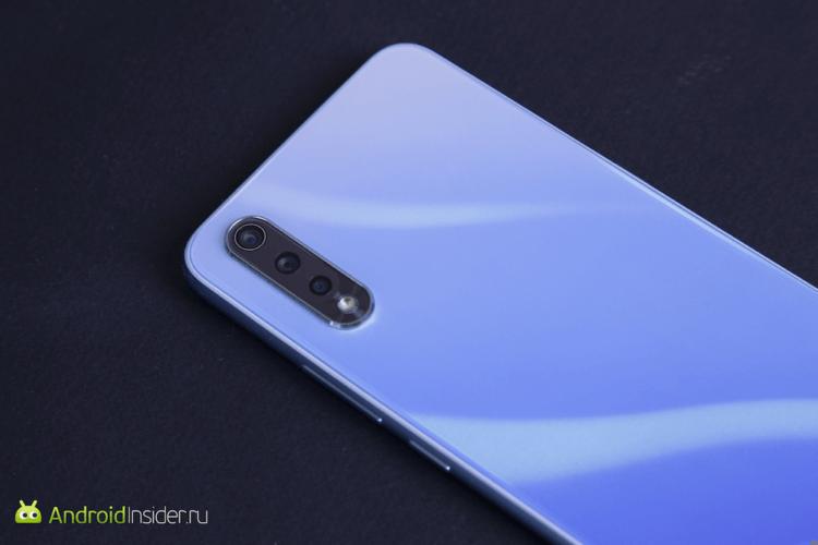 VIVO V17 Neo — Новый смартфон недооцененного бренда