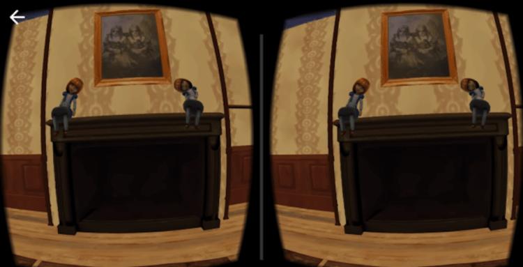 Лучшие VR игры для Android