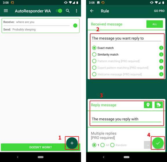 Как запланировать отправку WhatsАpp-сообщений на Android