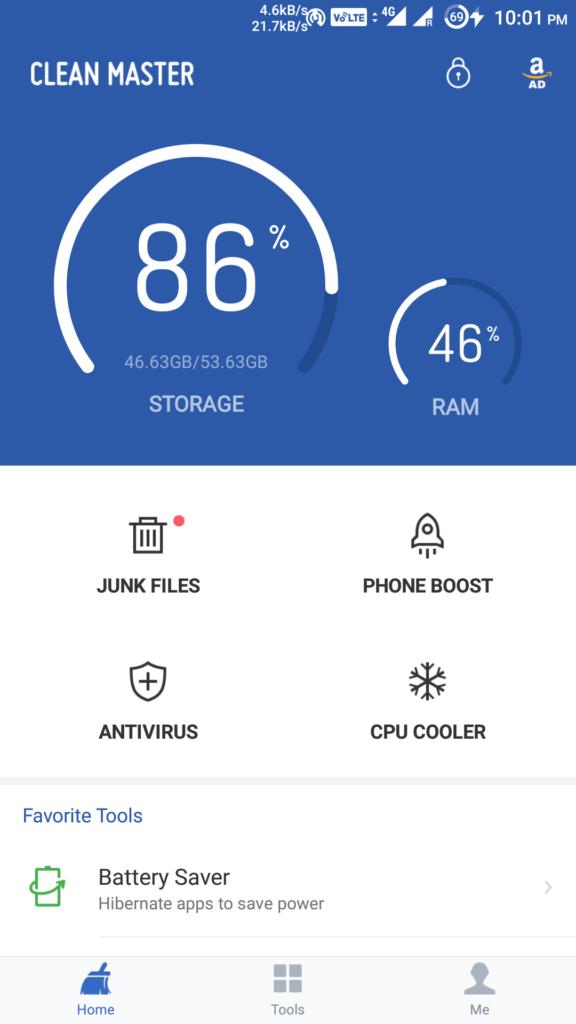 Лучшие приложения для очистки смартфона от ненужного «хлама»