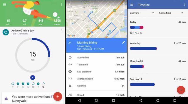 Лучшие Android-приложения для занятия фитнесом